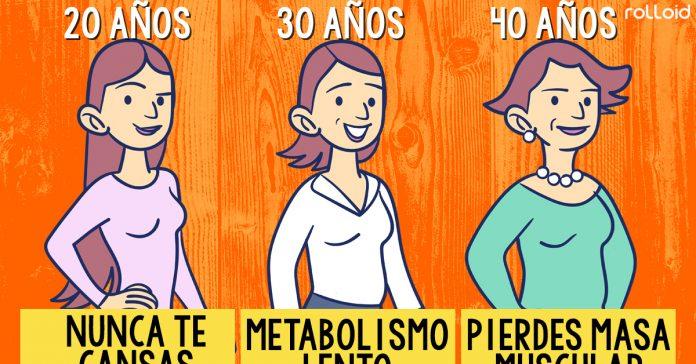 el metabolismo cambia con la edad banner