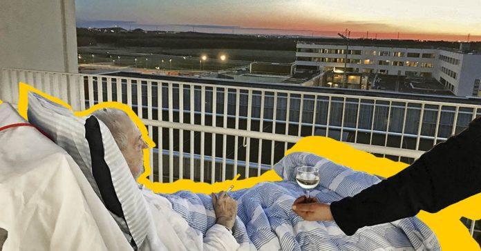 enfermera infringe las reglas para cumplir el uxxltimo deseo de un paciente moribundo banner