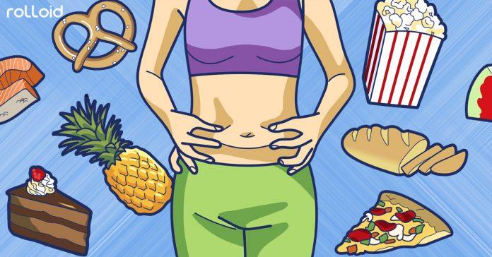 errores que estas cometiendo en tu dieta y que solo crean mas grasa abdominal banner
