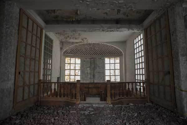 27 Aterradoras imágenes de La Posada del Sol, el hotel mexicano al que nadie se atreve a volver a entrar