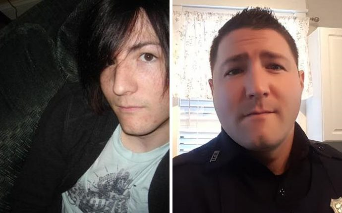 20 Imágenes del antes y después de adolescentes rebeldes que dijeron adiós a su desastrosa pubertad