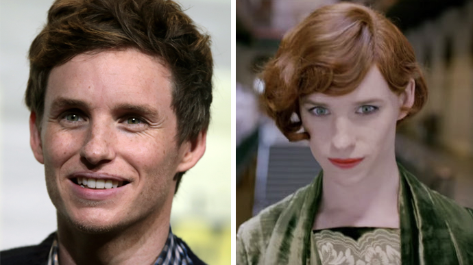 20 Impactantes transformaciones de actores que muestran el poder del maquillaje en las películas