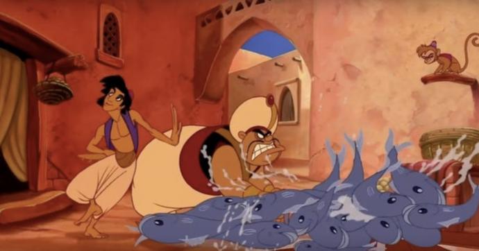 15 Razones que demuestran que Aladdin era un mentiroso y un sociópata
