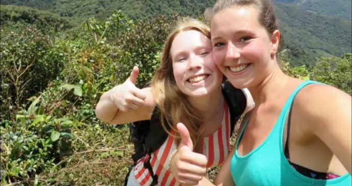 El caso de Kris Kremers y Lisanne Froon, la extraña desaparición que tiene desconcertada a la policía