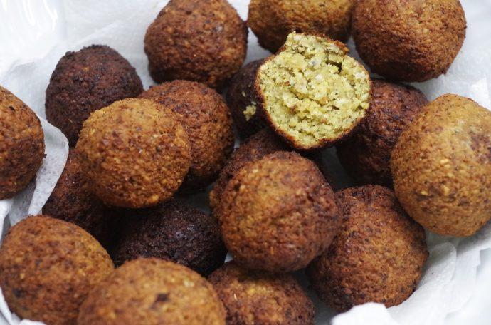 la mejor comida callejera de 15 paises del mundo falafel