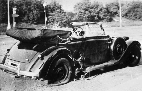 Masacre de Lídice, la macabra venganza nazi contra el pueblo que le lanzó una bomba granada a un alto oficial