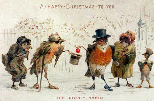 10 Extrañas Felicitaciones navideñas con las que mejor no felicitar a nadie la Navidad