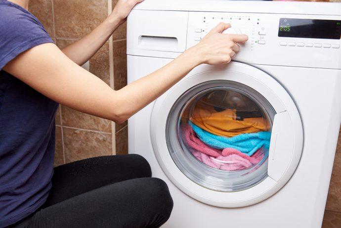 lavadora ropa lavar