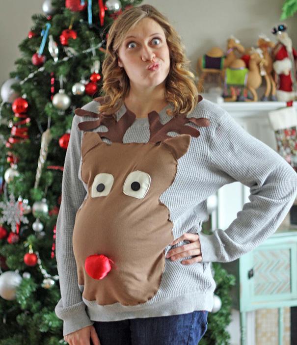 20 Jerseys realmente Horteras que están compitiendo por convertirse en el más feo de la Navidad