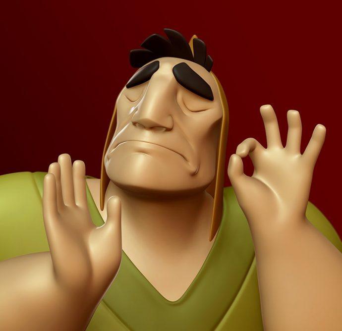 17 Famosos Personajes de Disney dibujados en 3D que parecen sacados de una película de terror