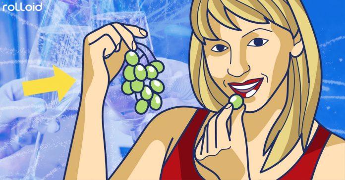 por que se comen uvas con las campanadas banner