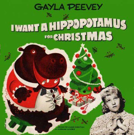 Te contamos la curiosa Historia de la mujer a la que regalaron un Hipopótamo por Navidad hace más de 65 años