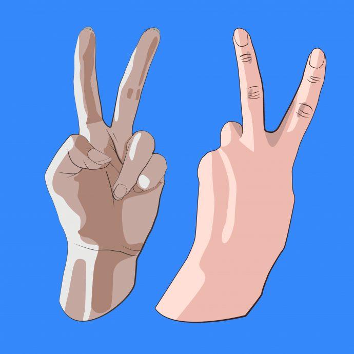 5 Típicos Gestos que hacemos con las manos y que podrían meterte en graves problemas en otros países