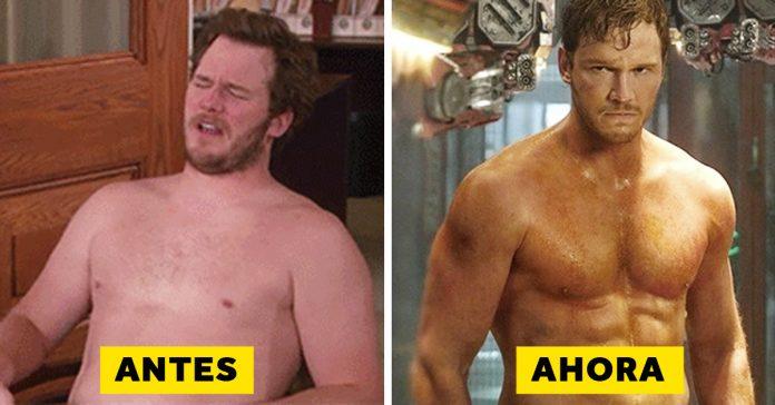 10 actores que consiguieron tener el cuerpo perfecto con trabajo y tiempo banner