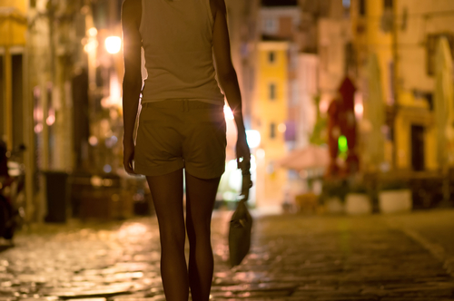 7 cosas que aprendes como policia que pretende ser prostituta prostituta