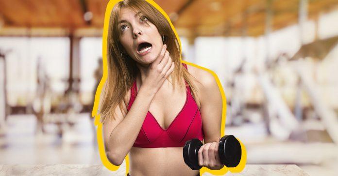 algunas personas son realmente alergicas al ejercicio asi es como es y por que sucede banner
