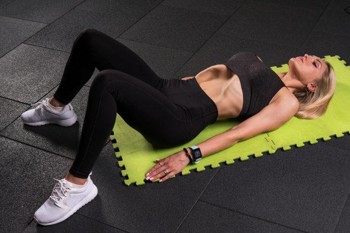 aspirar estomago ejercicio
