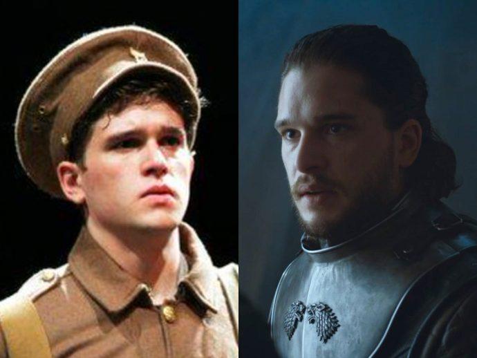 15 Imágenes de la transformación de los actores de Juego de Tronos que muestran el antes y después de su cambio físico