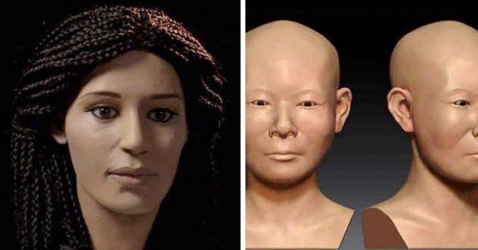 fascinantes reconstrucciones faciales de mujeres del pasado banner