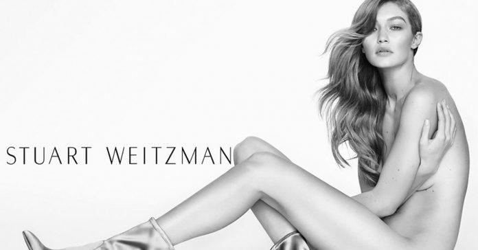 Una Modelo De Tallas Grandes Ha Recreado Las Fotos De Gigi Hadid Desnuda Para Acabar Con Las Criticas De Su Fisico