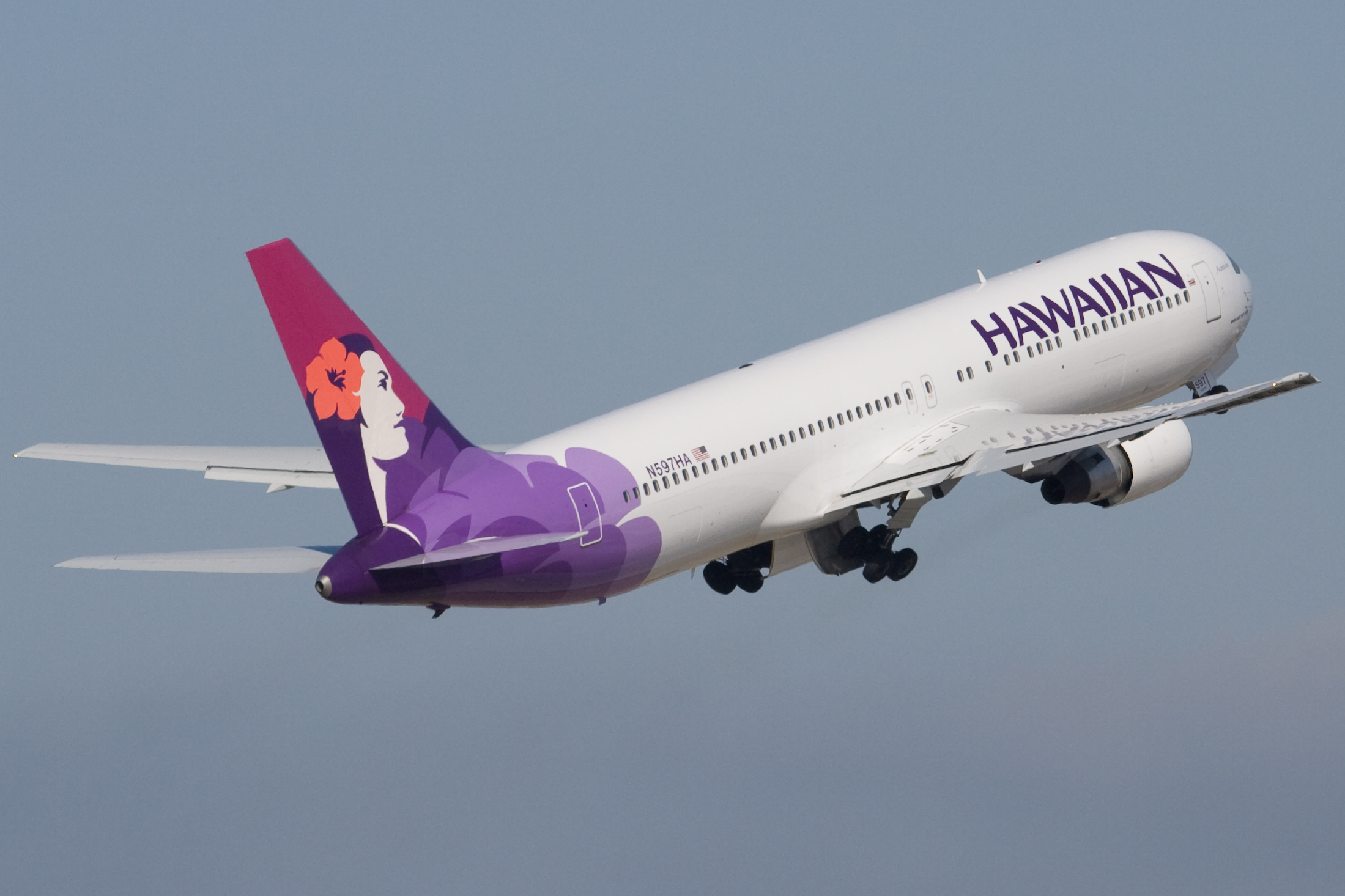 ¿Feliz Año Nuevo? Una aerolínea Hawaiana ha viajado atrás en el tiempo para celebrar dos veces el 2018