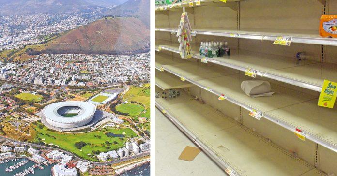 la sequia ha llegado registrada primera ciudad mundo quedarse sin agua banner 2