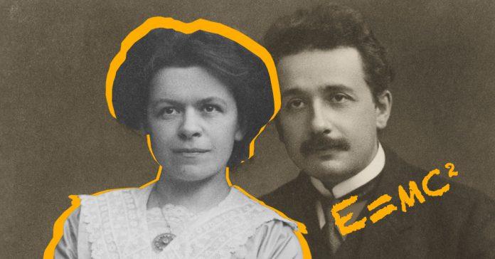 mileva maric esposa de einstein y madre no reconocida de la teoria de la relatividad banner