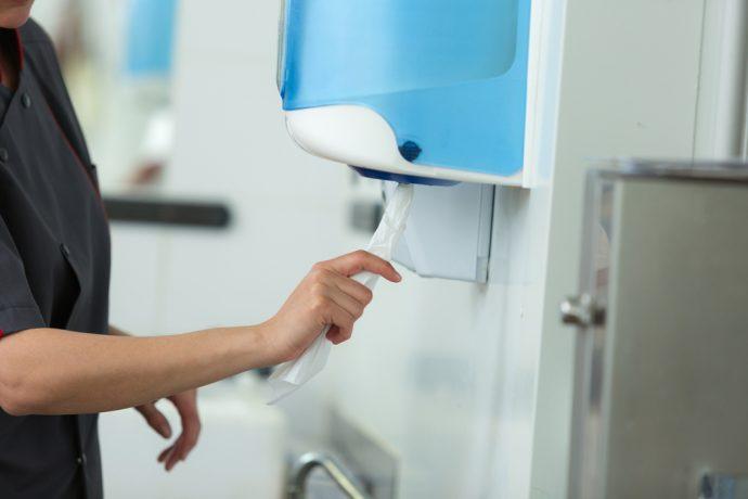 secar manos