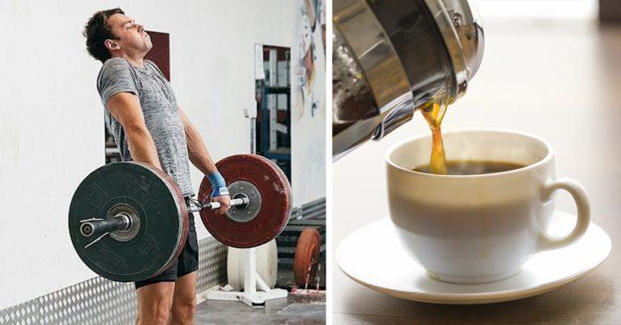 tomar cafeina antes de entrenar banner