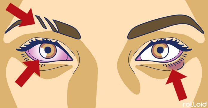 14 problemas de salud que puedes diagnosticar con tan solo mirar ojos banner