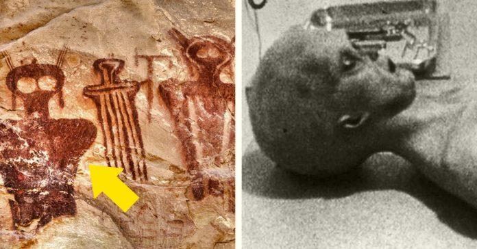 8 senales que demuestran que los alienigenas crearon a los humanos banner