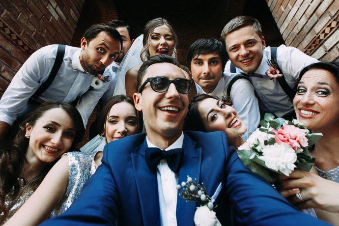 boda amigos