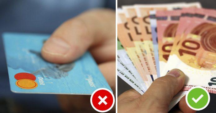 dinero en efectivo 4 situaciones con cuatro cantidades de dinero que necesitas llevar encima banner