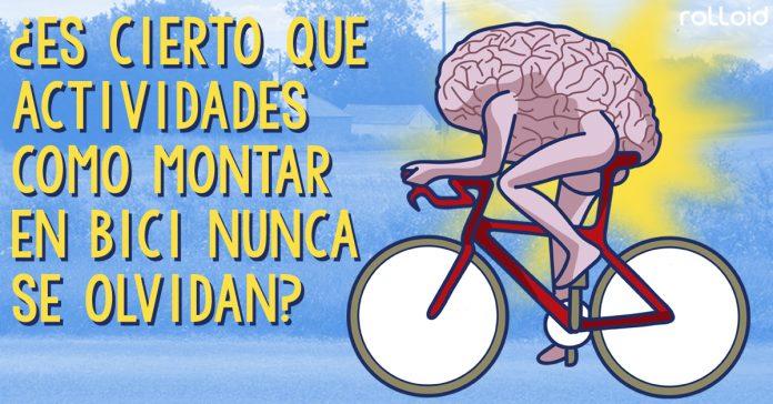 es cierto que hay actividades como montar en bici que nunca se olvidan banner