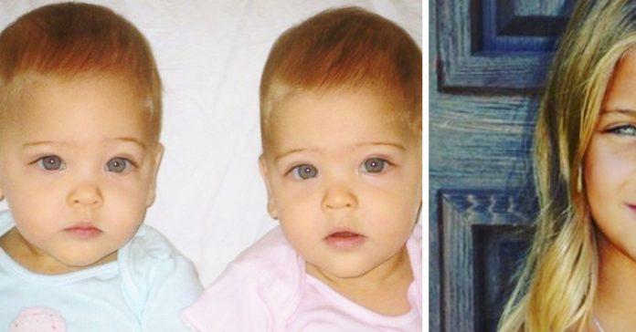 estas dos gemelas han crecido hasta convertirse en las gemelas mas guapas del mundo