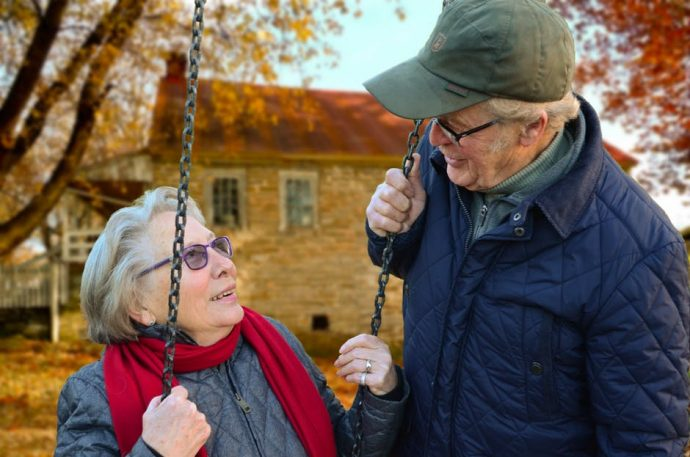 7 Formas de saber si estamos con la persona correcta contadas por parejas que llevan más de 30 años juntas