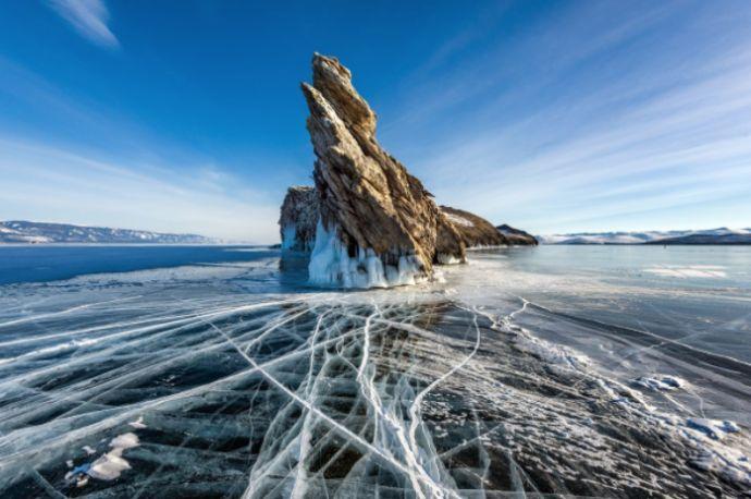 20 Impactantes lugares que existen de verdad en la tierra que parecen sacados de otro planeta