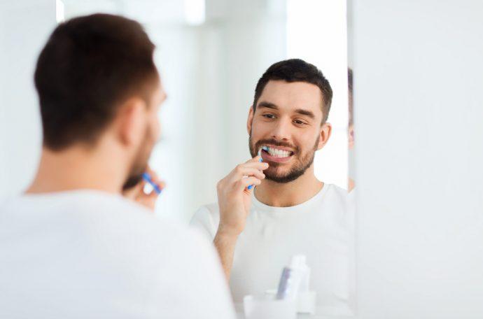 lavar dientes dentista