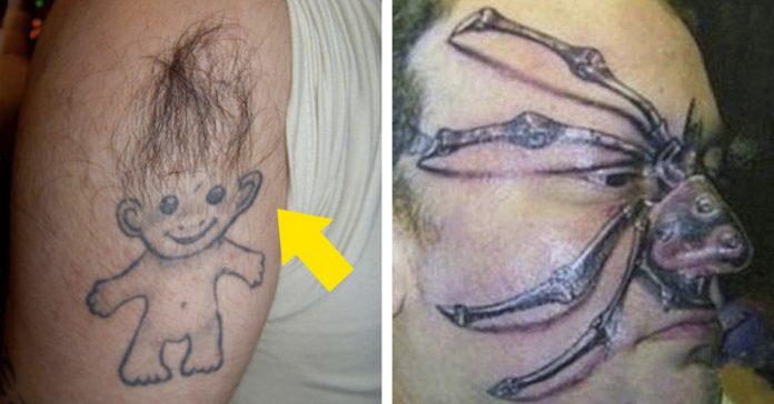 los 20 tatuajes mas desastrosos de la historia banner