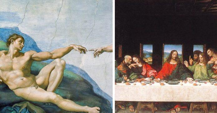 mensajes secretos cuadros famosos obras arte banner