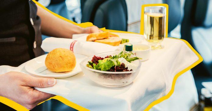 por que nunca deberias comer en el avion banner