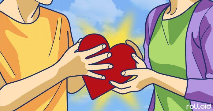 preguntas que deberias hacerte antes de entregarle corazon a alguien banner