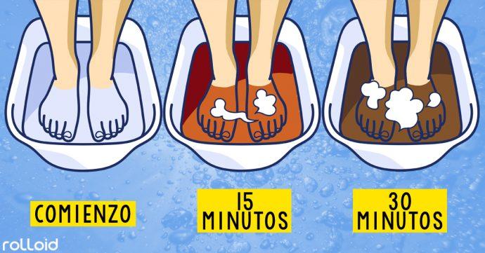 10 Formas eficaces para decirle adiós a las toxinas del cuerpo sin tener que salir de casa