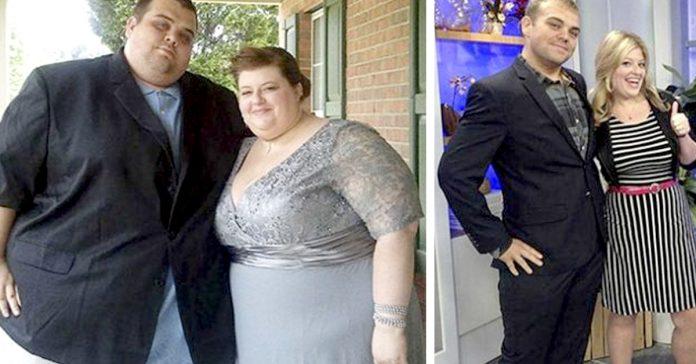 20 imagenes del antes y despues de parejas que perdieron peso juntos banner