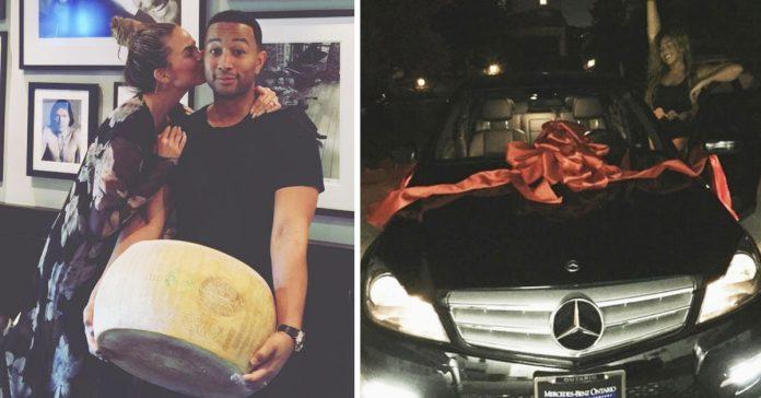 20 regalos que los famosos hicieron a sus amigos derrochando mas que dinero banner