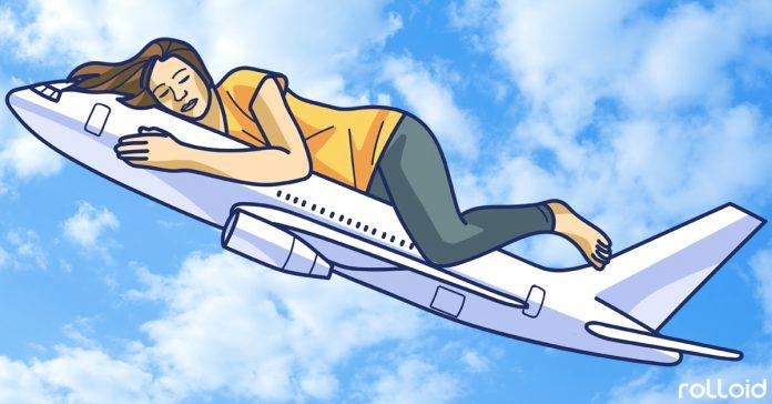 7 consejos para sobrevivir a vuelo largo banner