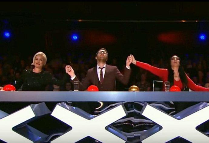Un joven con nervios se gana los aplausos al cantar con una voz de ópera que nadie esperaba en Got Talent