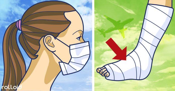 consejos que dan los expertos en avion banner