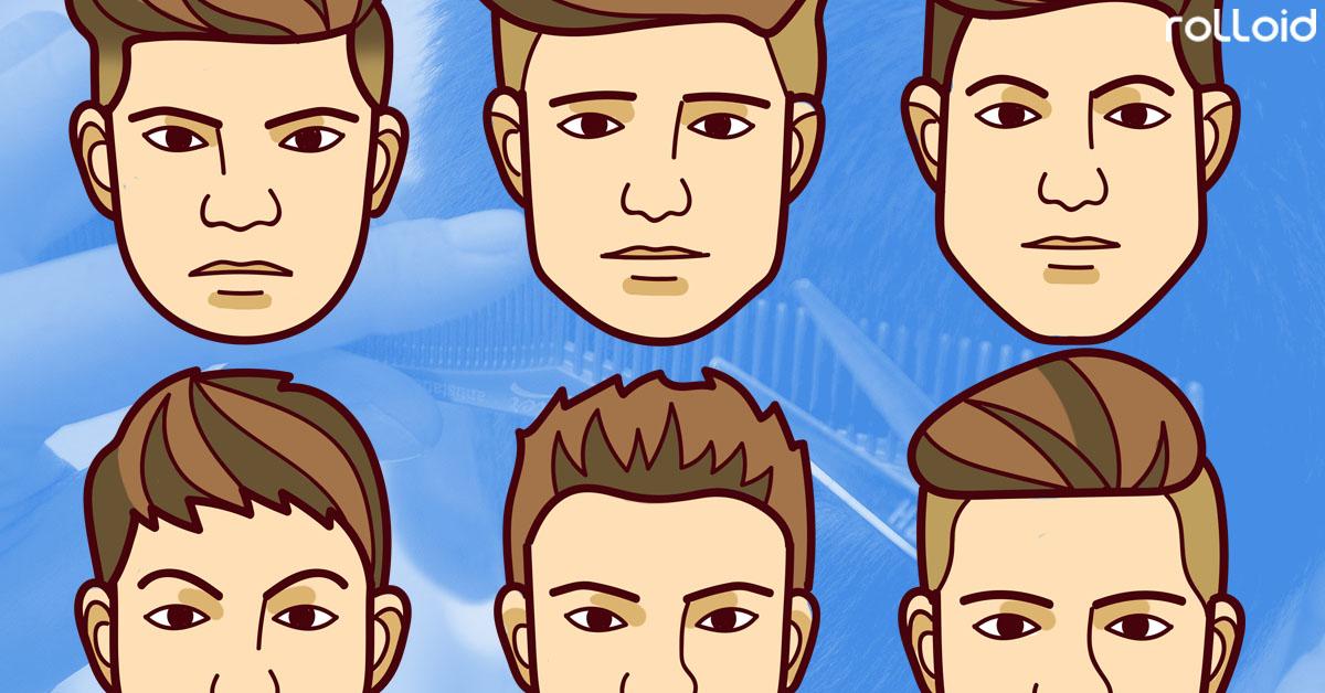 Los 4 Mejores Cortes De Pelo De Hombres Según La Forma De Su Cara Para Ser Más Atractivo