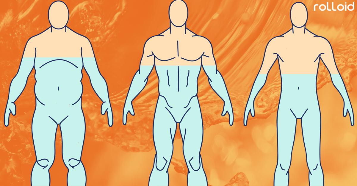 3 Tipos De Cuerpo Y Cantidades De Agua Que Deberías Beber Para Adelgazar